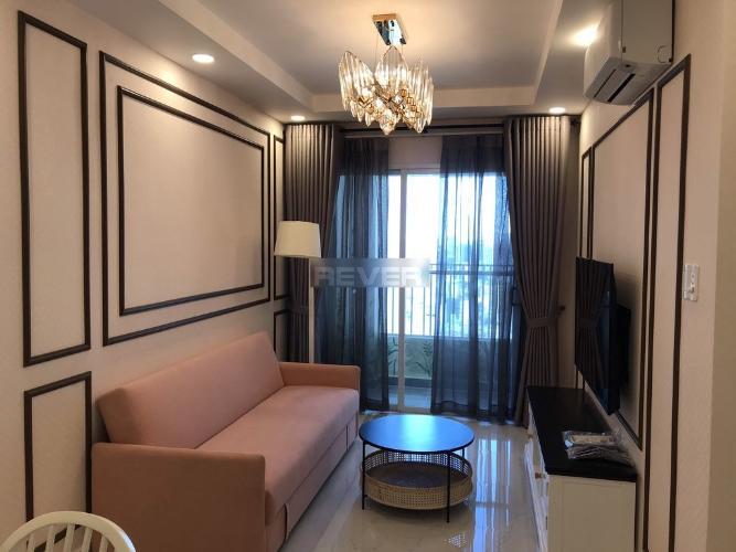 Căn hộ Terra Royal tầng 7 view thành phố thoáng mát, nội thất đầy đủ.