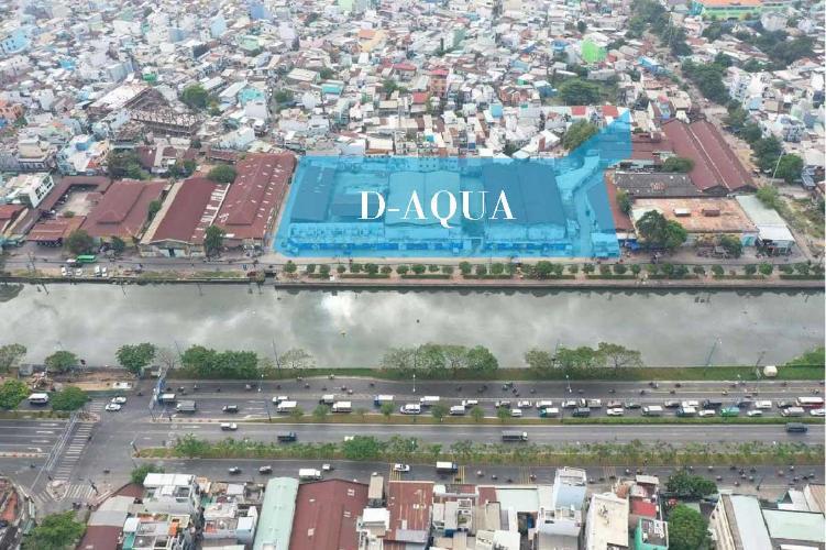 D-Aqua - dự án D-Aqua Quận 8