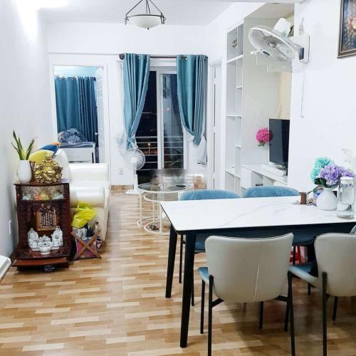 Căn hộ Chung cư Mỹ Thuận tầng 7 diện tích 74m2, nội thất cơ bản.