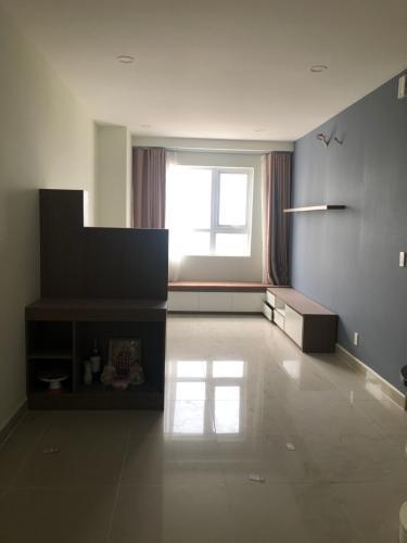Căn hộ Topaz Elite tầng 21 thiết kế hiện đại, nội thất cơ bản.