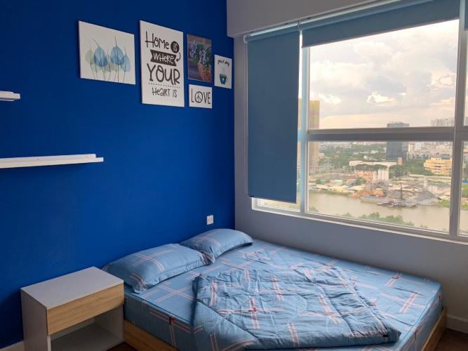 Phòng ngủ Sunrise Riverside Căn hộ Sunrise Riverside tầng 17, đầy đủ nội thất