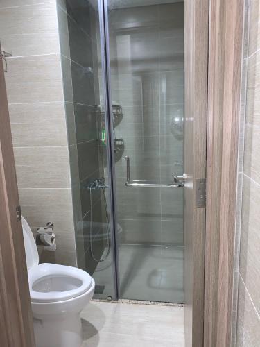 Phòng tắm Căn hộ Vinhomes Central Park Căn hộ tháp Landmark 4 tầng 30 Vinhomes Central Park nội thất đầy đủ