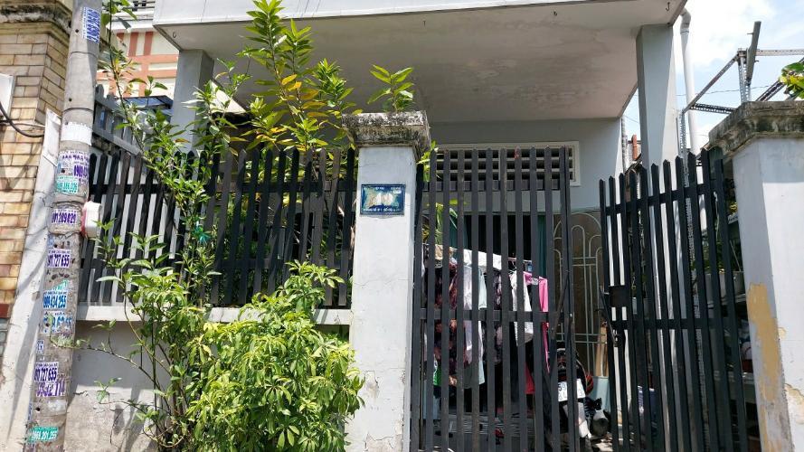 Trực diện nhà phố quận 9 Bán nhà phố đường 311, phường Hiệp Phú, quận 4, diện tích đất 77.7m2, diện tích sàn 63.3m2