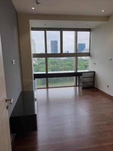 Phòng ngủ căn hộ Phú Mỹ Hưng Midtown, Quận 7 Căn hộ Phú Mỹ Hưng Midtown view thành phố thoáng mát, nội thất cơ bản.