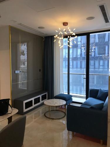 Office-tel Vinhomes Golden River tầng cao, đầy đủ nội thất 1PN