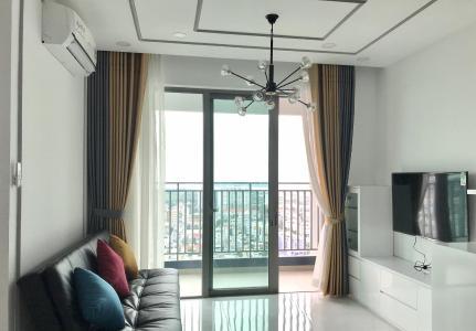 Căn hộ tầng cao Riviera Point view thành phố, đầy đủ tiện ích.