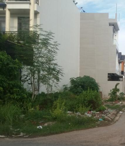 Đất nền cách mặt tiền lớn 40m hẻm rộng 5m, khu dân cư hiện hữu.