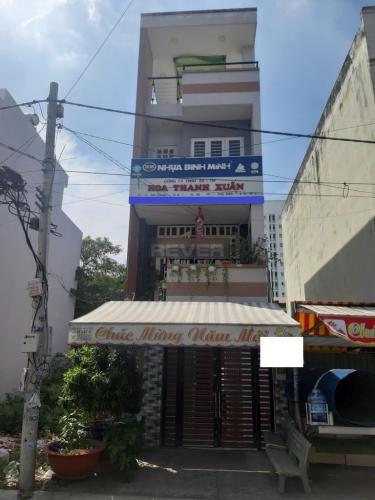 Mặt tiền nhà phố Quận Bình Tân Nhà phố mặt tiền Đường số 27 hướng Đông Bắc, diện tích sử dụng 360m2.
