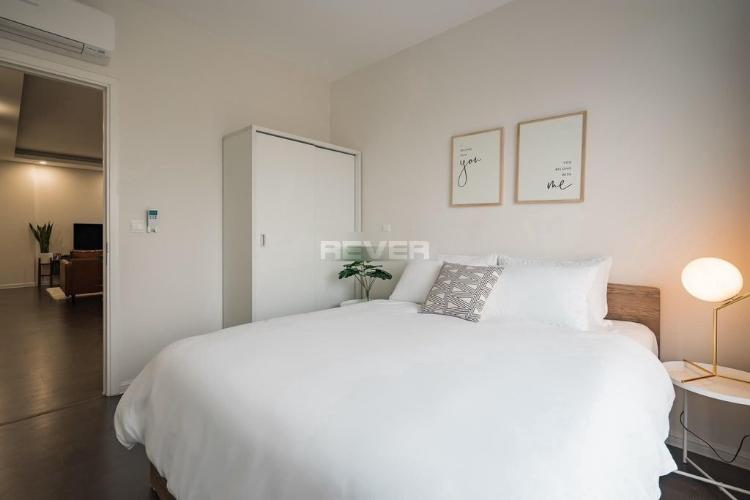 Phòng ngủ , Căn hộ Lexington Residence , Quận 2 Căn hộ Lexington Residence tầng cao view thoáng mát, đầy đủ nội thất.