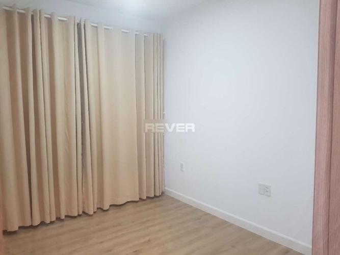 Phòng ngủ căn hộ Galaxy 9 Căn hộ chung cư Galaxy 9 tầng trung, nội thất cơ bản.