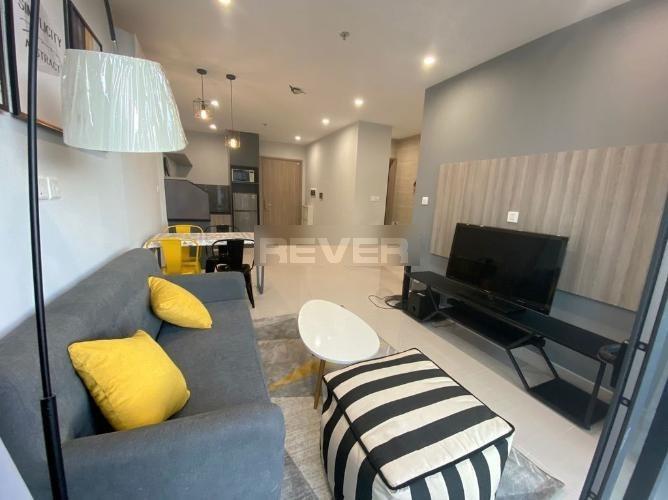 Căn hộ 2 phòng ngủ Vinhomes Grand Park tầng 17, đầy đủ nội thất.