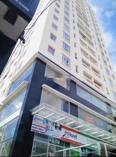 Căn hộ Soho Riverview, Bình Thạnh Căn hộ tầng 4 Soho Riverview cửa hướng Đông Nam, nội thất cơ bản.