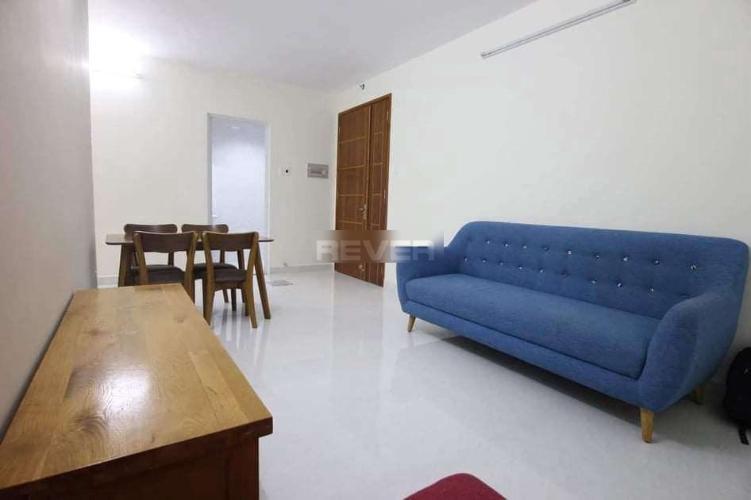 Căn hộ Chung cư Bông Sao diện tích 61m2, nội thất cơ bản.