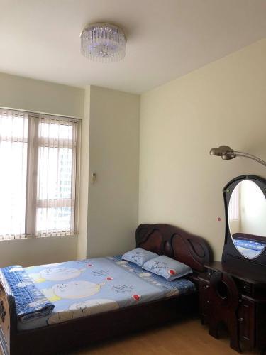 Phòng ngủ Saigon Pearl, Bình Thạnh Căn hộ Saigon Pearl đầy đủ nội thất, hướng Đông Nam.