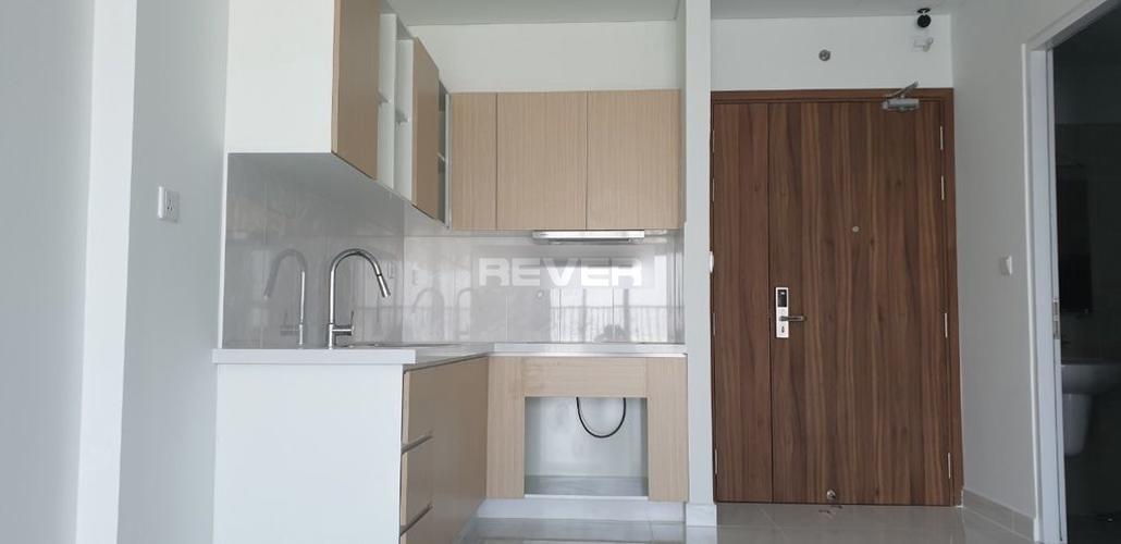 Phòng bếp căn hộ D-Vela, Quận 7 Căn hộ D-Vela tầng 17 hướng Nam ban công thoáng mát, nội thất cơ bản.