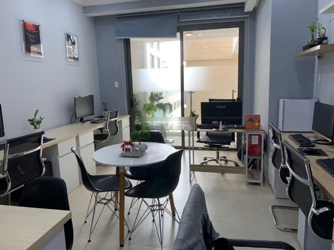 Officetel Kingston Residence đầy đủ nội thất, hướng  Đông Nam.