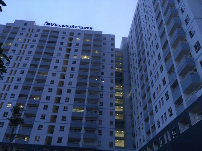 Linh Tây Tower, Thủ Đức Căn hộ Linh Tây Tower nội thất cơ bản, hướng Đông Nam.