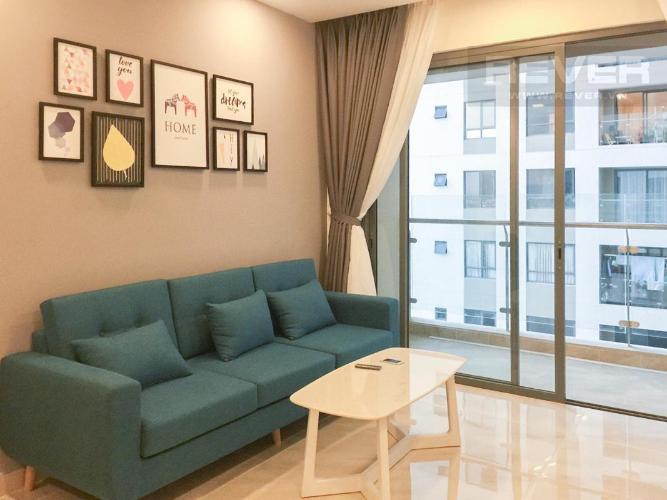 Bán căn hộ The Gold View 2PN, diện tích 75m2, đầy đủ nội thất, view nội khu