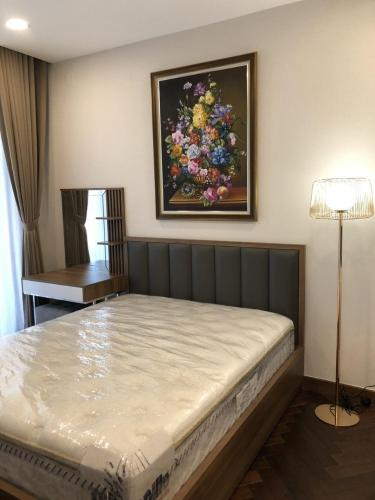 phòng ngủ nhỏ căn hộ Phú Mỹ Hưng Midtown Căn hộ Phú Mỹ Hưng tầng trung đầy đủ nội thất sang trọng.