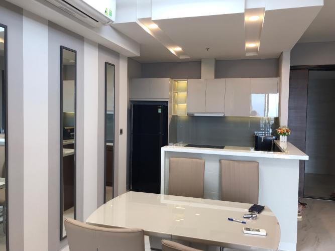 Nhà bếp căn hộ Phú Mỹ Hưng Midtown Căn hộ tầng cao Phú Mỹ Hưng Midtown, nội thất cao cấp đầy đủ.