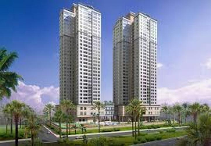 Căn hộ Masteri An Phú, Quận 2 Căn hộ Masteri An Phú tầng 21 thiết kế hiện đại, không có nội thất.