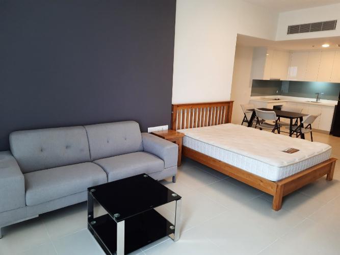 Căn hộ Gateway Thảo Điền tầng cao nội thất đầy đủ, view thoáng mát.