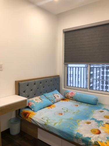 Phòng ngủ Sunrise Riverside Căn hộ Sunrise Riverside tầng 11, đầy đủ nội thất