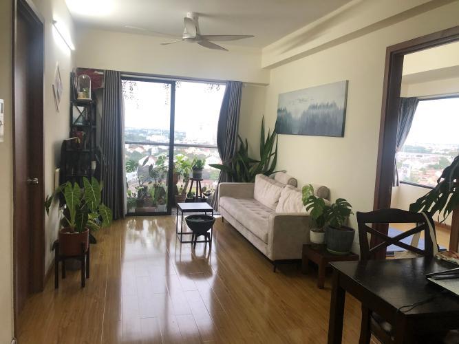 Căn hộ Kikyo Residence tầng 12, cửa hướng Đông Nam thoáng mát.