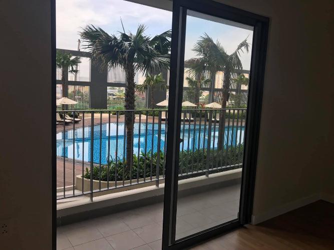 View căn hộ Duplex Masteri Thảo Điền, Quận 2 Căn hộ Duplex Masteri Thảo Điền nội thất cơ bản, ban công thoáng rộng