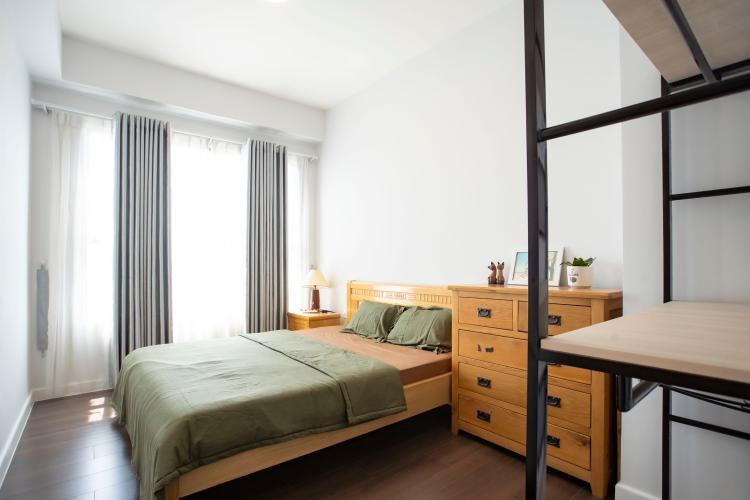 phòng ngủ căn hộ The Sun Avenue The Sun Avenue nội thất siêu đẹp tầng cao
