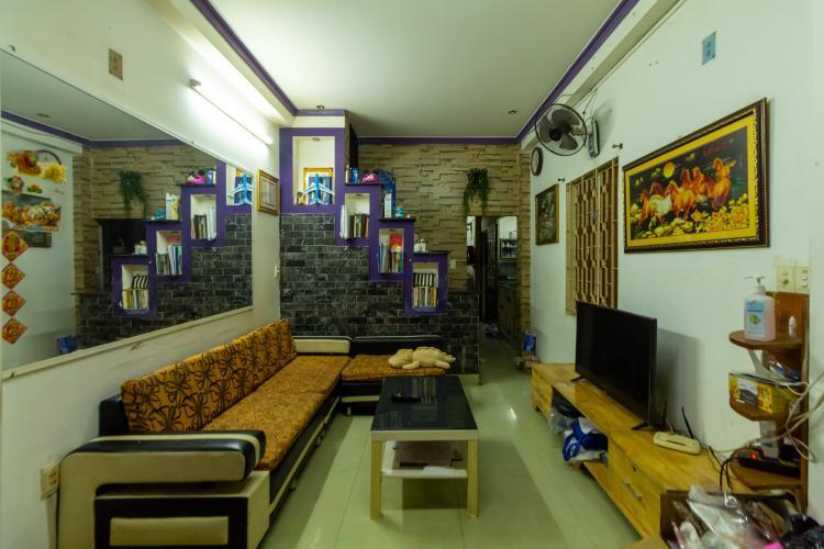 Bán nhà phố 83.8m2, có phòng cho thuê đường Trần Văn Khánh Quận 7