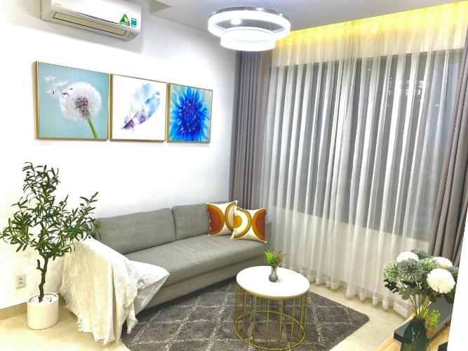 Căn hộ Masteri Thảo Điền tầng 40 diện tích 70m2, đầy đủ nội thất.