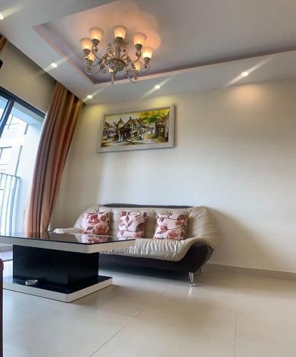 Căn hộ Masteri Thảo Điền tầng 26, thiết kế hiện đại nội thất cơ bản.