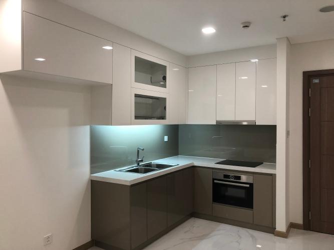 Nhà Bếp Vinhomes Central Park Căn hộ Vinhomes Central Park, tầng trung đầy đủ nội thất