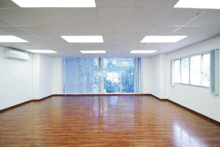 Văn phòng quận 3 Văn phòng diện tích 107m2 lót sàn gỗ sang trọng, ngay công viên Tao Đàn.