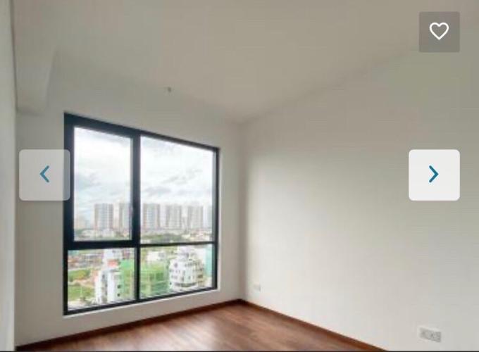 Phòng ngủ  căn hộ One Verandah Căn hộ One Verandah nội thất cơ bản, view thành phố sầm uất.