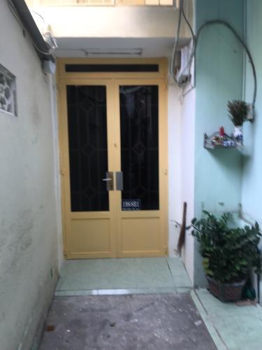 Bán nhà 3 tầng hẻm Tôn Đản, Quận 4, sổ hồng, không có nội thất