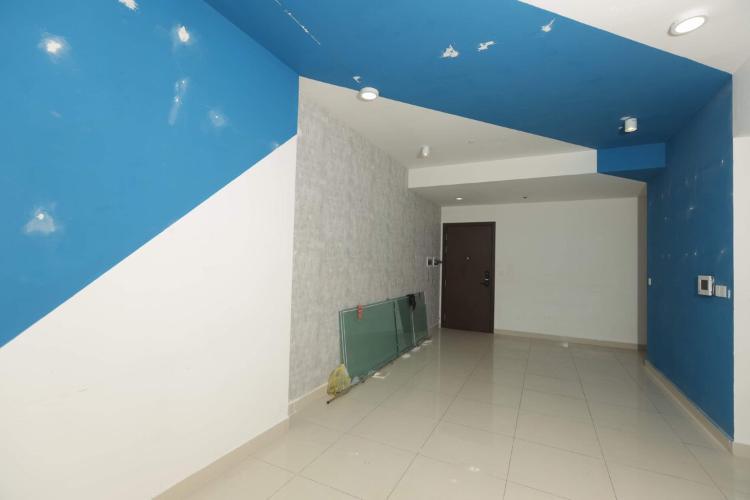 Căn hộ The Tresor tầng 10 gồm 3 phòng ngủ, view đón gió cực thoáng.