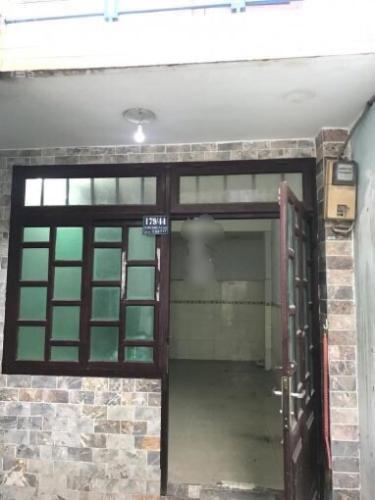 Cửa chính Bán nhà hẻm Tô Hiến Thành, phường 13, Quận 10. Diện tích đất 21.6m2, diện tích sàn 56.8m2