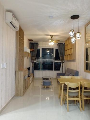 Căn hộ Saigon Gateway tầng 16 thiết kế sang trọng, đầy đủ nội thất.