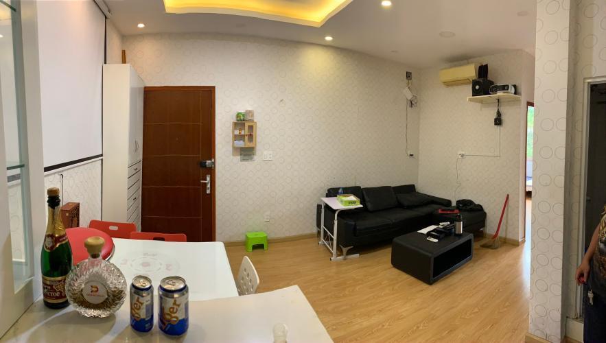 Bán căn hộ chung cư 189B Cống Quỳnh, Quận 1, sổ hồng, ban công hướng Đông