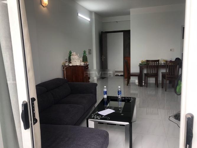 Căn hộ Lữ Gia Plaza tầng 2 đầy đủ nội thất, view hướng Đông Nam.
