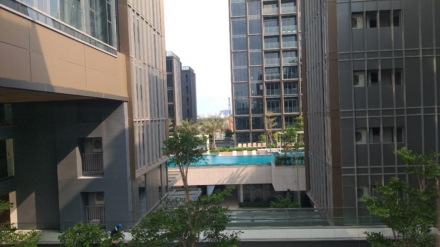View căn hộ Empire City, Quận 2 Căn hộ Empire City tầng 2 thiết kế hiện đại, đầy đủ tiện ích.