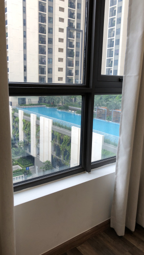 Căn hộ HaDo Centrosa Garden, Quận 10 Căn hộ HaDo Centrosa Garden tầng 7 thiết kế 2 phòng ngủ, đầy đủ nội thất.