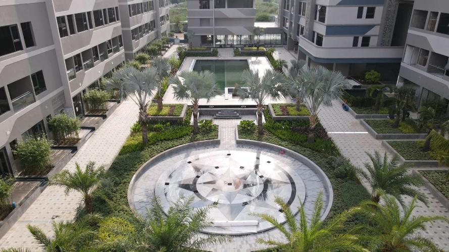 Nhà phố D'verano có ban công và sân vườn, thiết kế chuẩn quốc tế