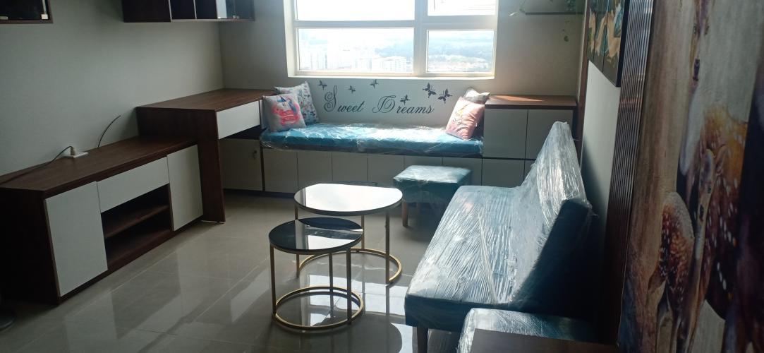 Căn hộ Topaz Elite tầng cao nội thất cơ bản, view thoáng mát.