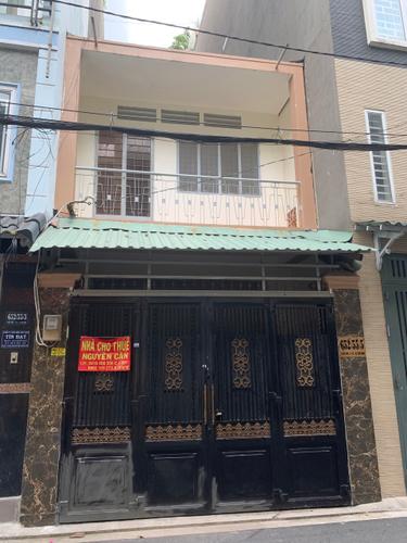 Mặt tiền nhà phố Quận Bình Tân Nhà phố hẻm rộng 6m đường Công Hòa, diện tích 100m2 không gian thoáng đãng.