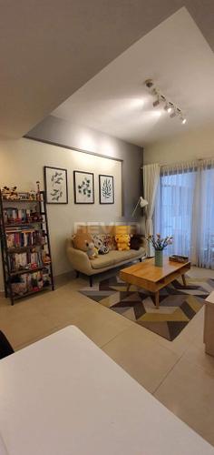 Căn hộ Masteri Thảo Điền, Quận 2 Căn hộ có 2 phòng ngủ Masteri Thảo Điền tầng 16, đầy đủ nội thất cao cấp.