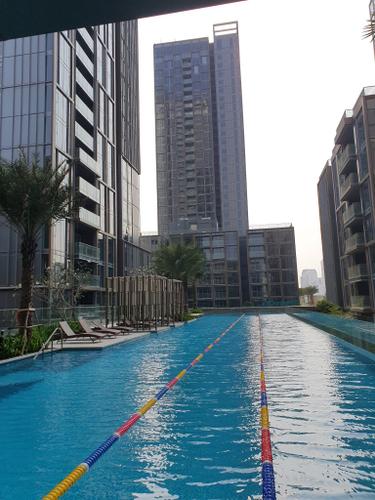Tiện ích căn hộ Empire City, Quận 2 Căn hộ Empire City tầng 7 diện tích 93.2m2, không gian thoáng đãng.