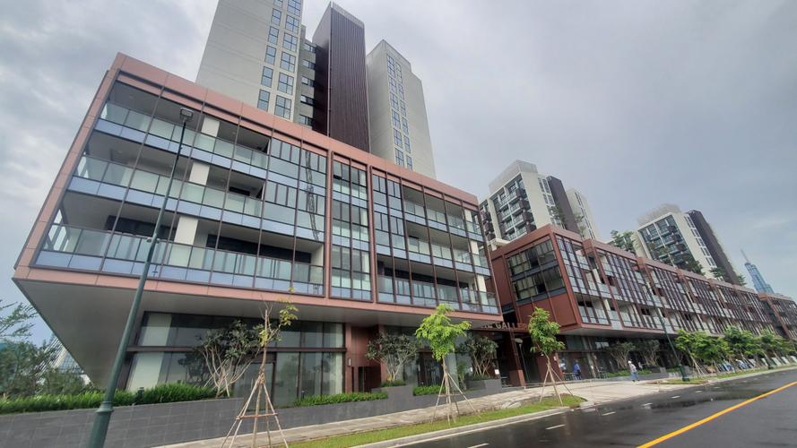 Căn hộ The Metropole Thủ Thiêm, Quận 2 Căn hộ The Metropole Thủ Thiêm tầng 3 thiết kế sang trọng, tiện ích đa dạng.